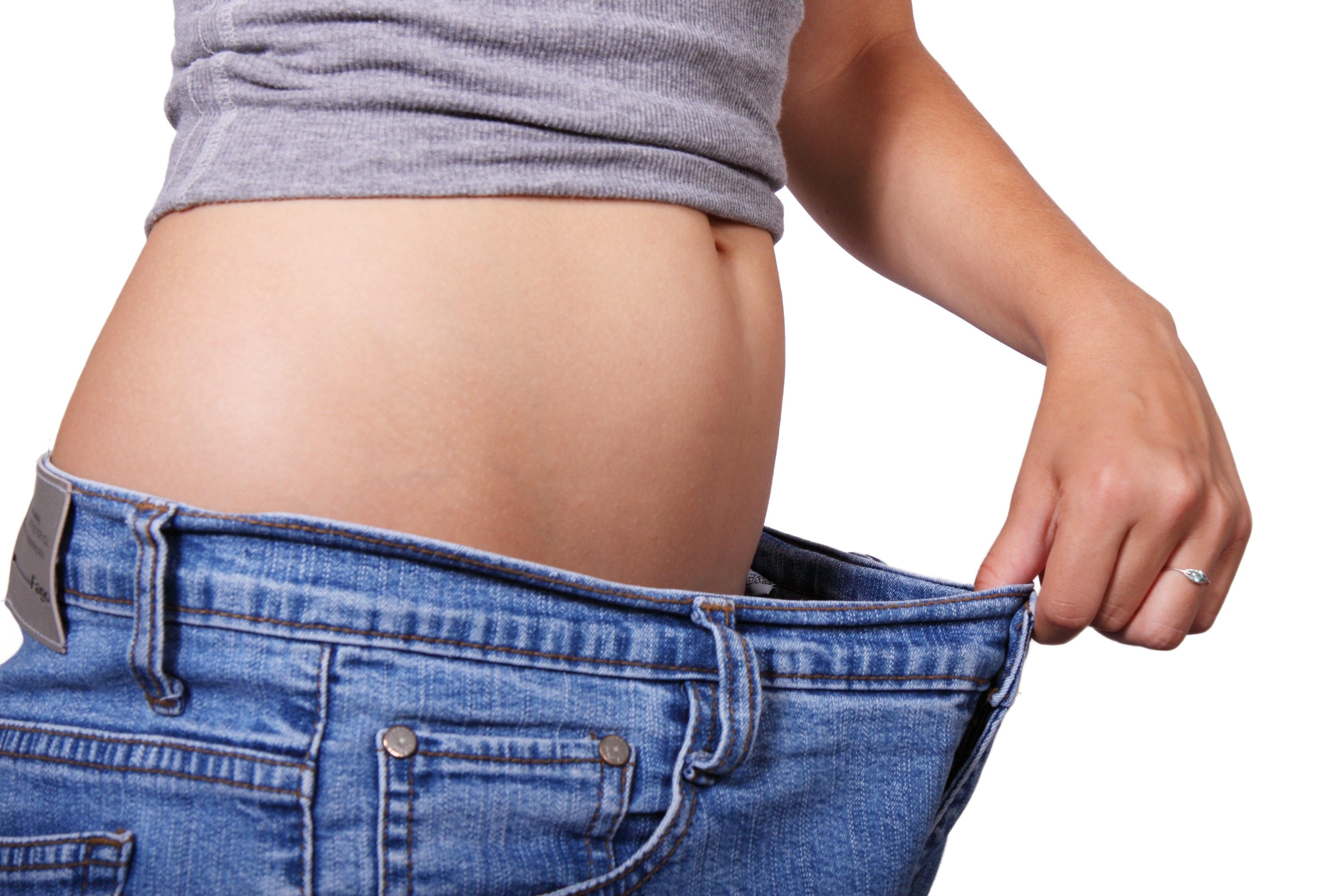 4 خطوات للتخلص من دهون البطن في أسبوع