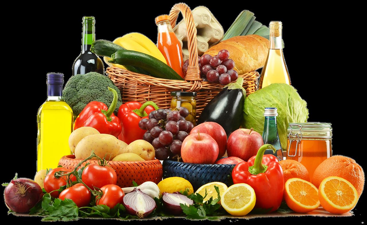 الأطعمة الغنية بالألياف