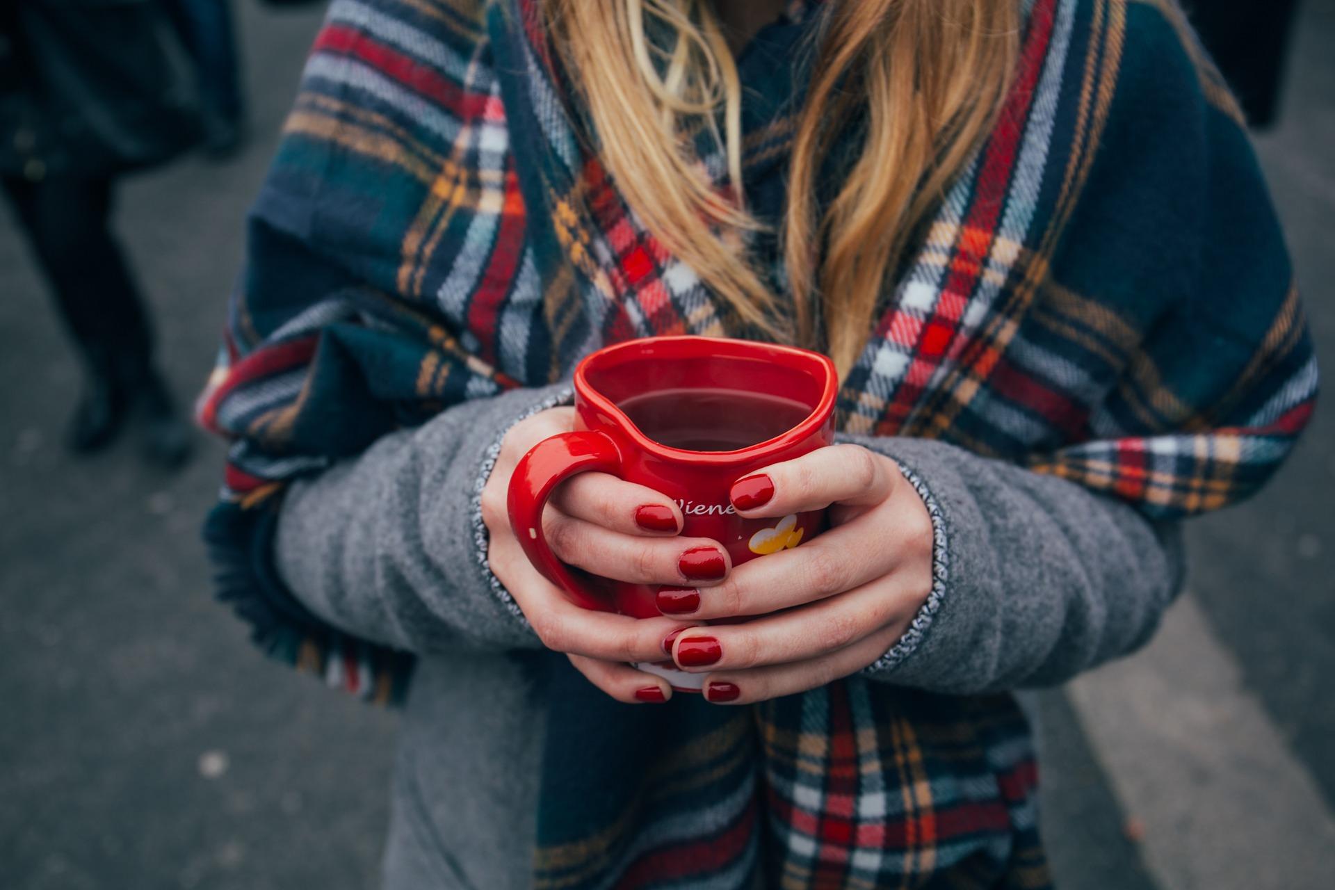 شرب القهوة أثناء الحمل