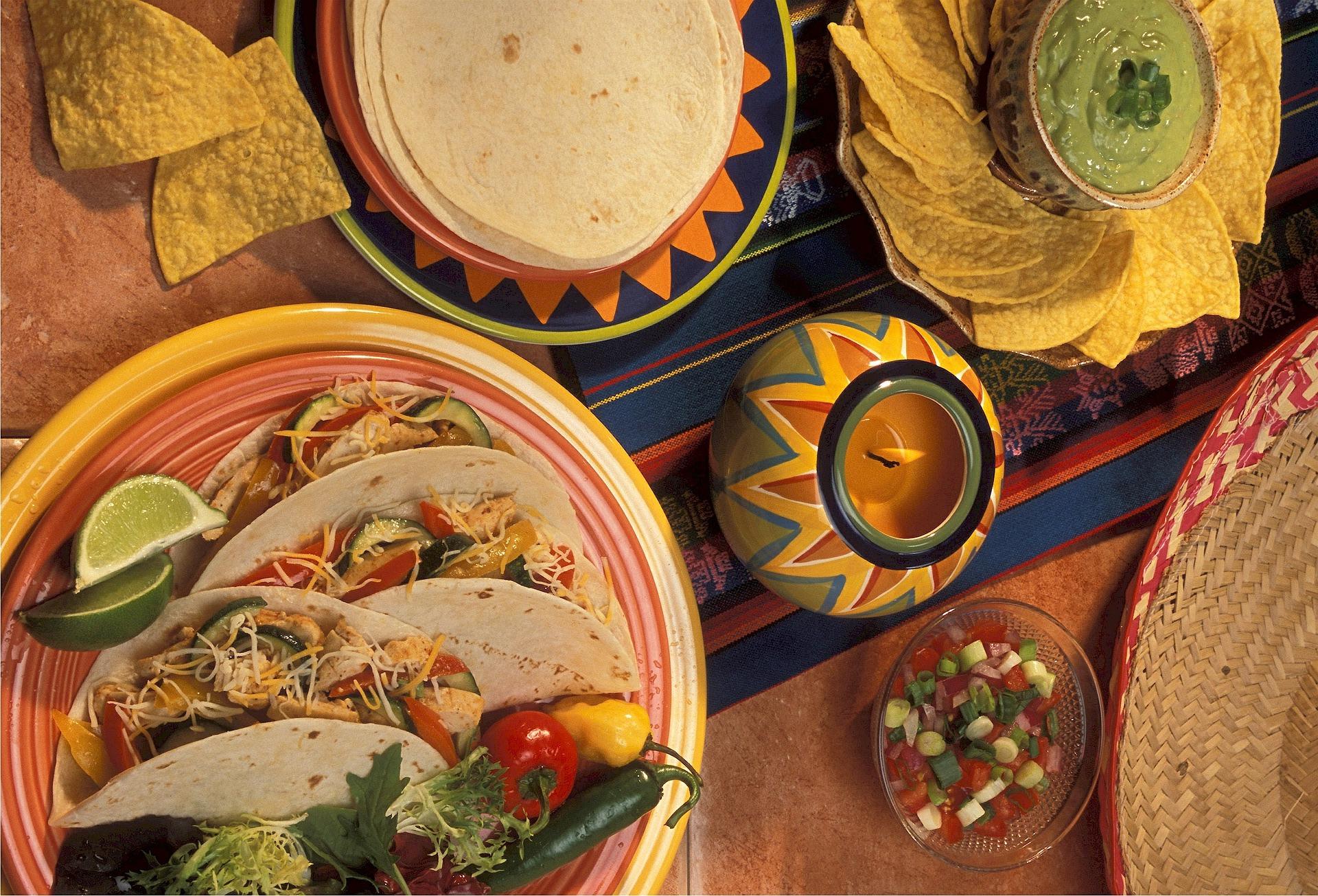 طريقة عمل الفاهيتا المكسيكية