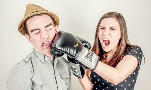 أنواع الخلافات الزوجية والفرق بين الصراع البنّاء والمدمّر