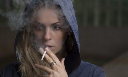 تأثير التدخين على المرأة
