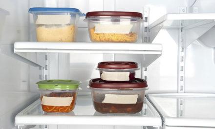 مدة حفظ الأطعمة المطبوخة في الثلاجة