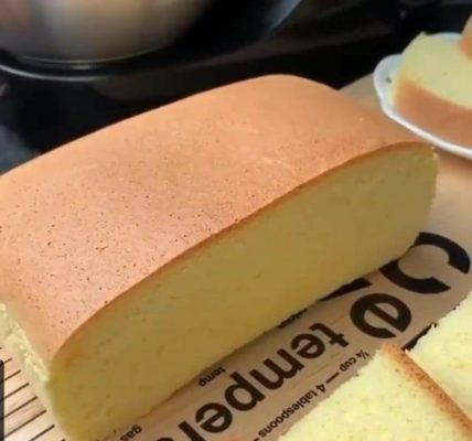 طريقة عمل الكيك الاسفنجي الهش