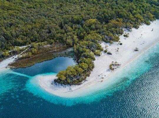 أخطر جزيرة في العالم Fraser Island جزيرة فريزر الاسترالية